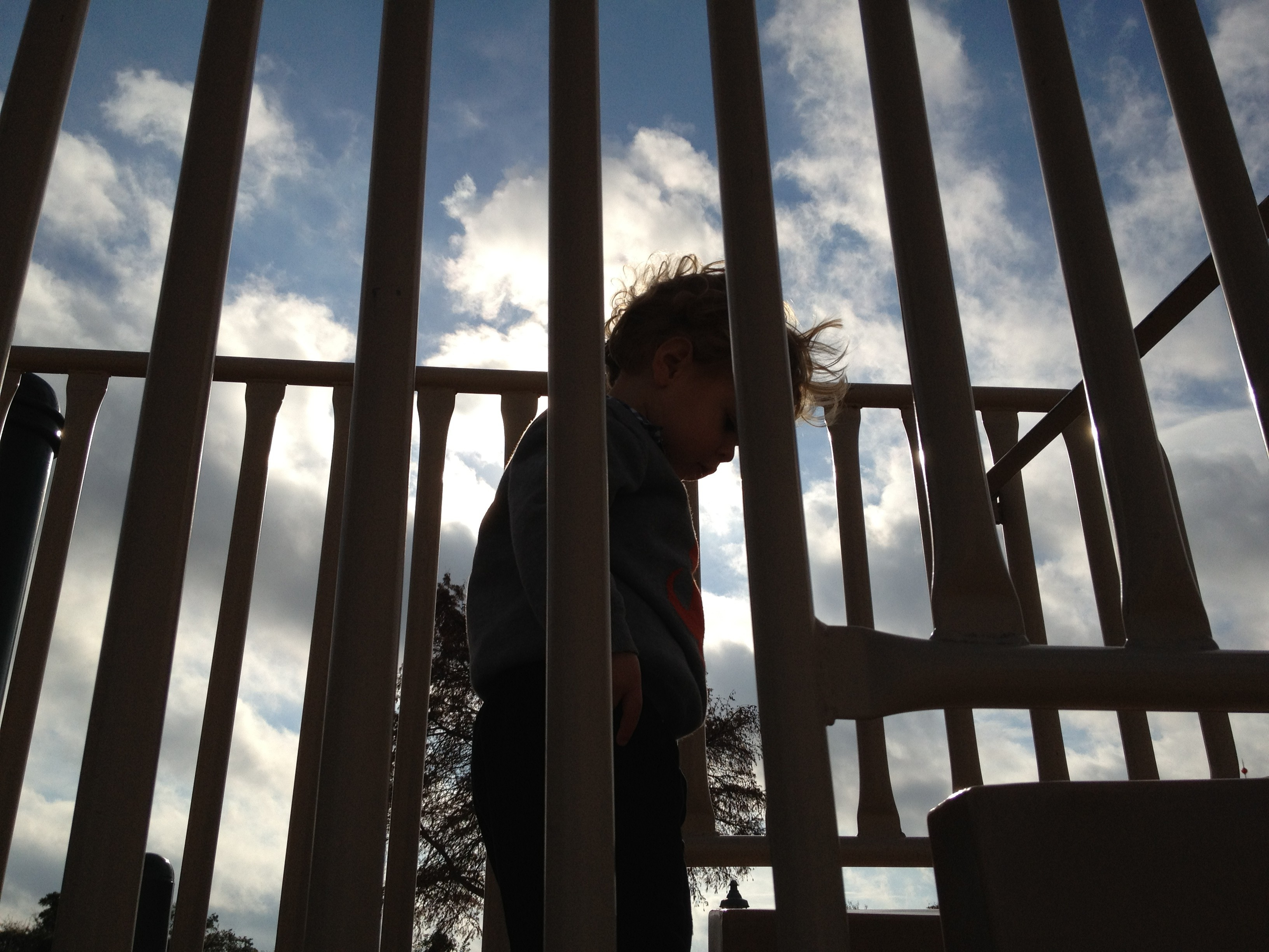 iphoneography at the playground