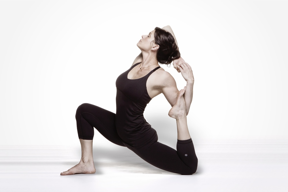 Indigo Yoga Studio Pose Series